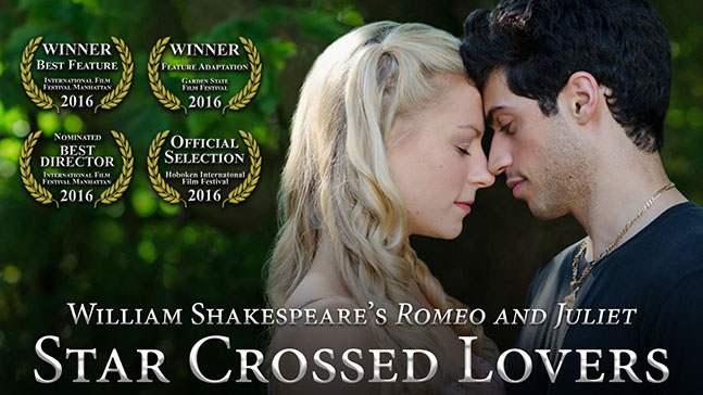 Star Crossed Lovers - Romeo and Juliet Photo by Open Iris Entertainment
